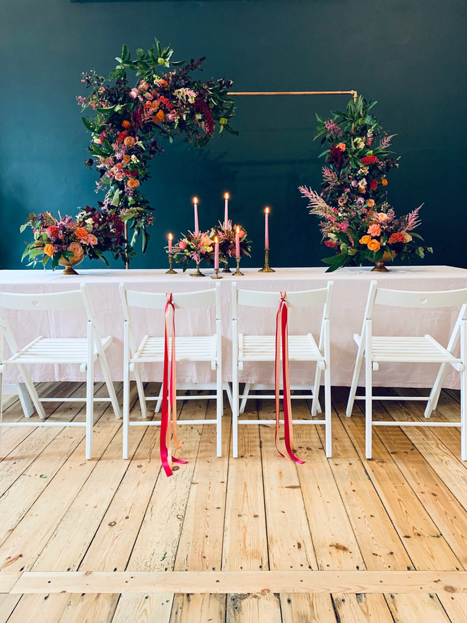 Become a wedding florist pro