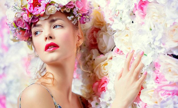 Floraler Stylist