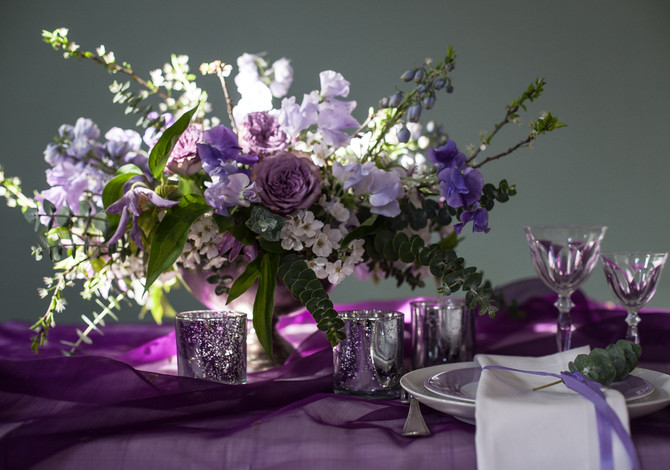 Private class: Wedding flowers