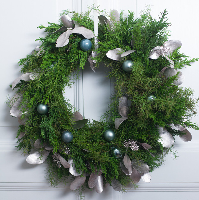 Christmas Wreath Workshop in Stuttgart