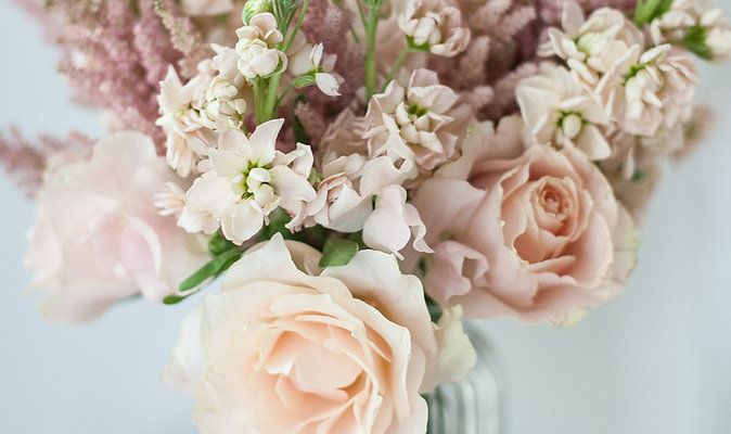 Luxus Brautstrauß Design & florale Accessoires