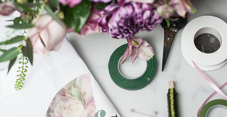 Final Payment for Floristry I Course