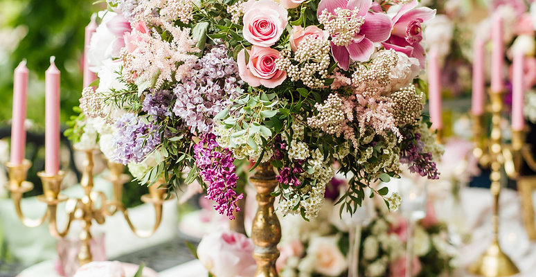 Wedding Table and Ceremony Flowers - 4-day Course