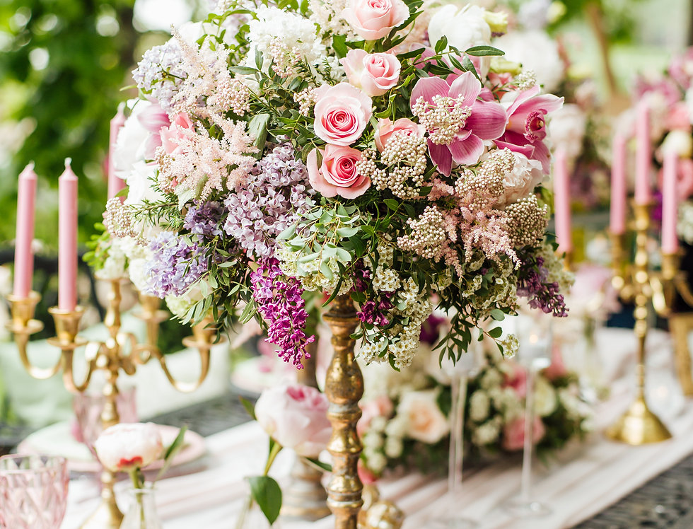 Deposit Wedding Flowers - 4-day Course