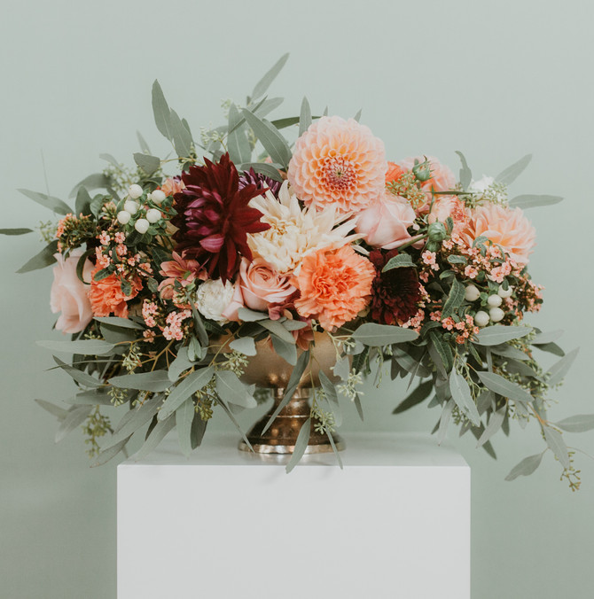 Monthly course week 4- Becoming a florist