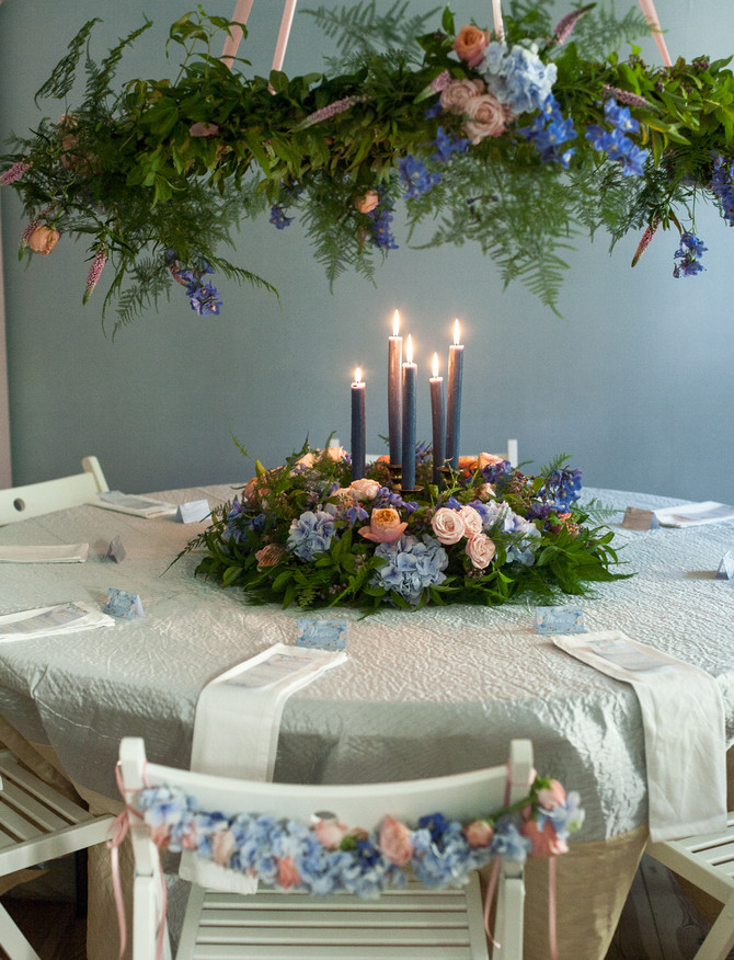 Wedding course romantic wedding