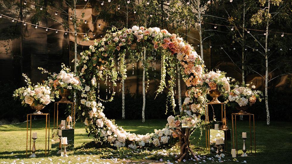 Deposit Wedding Flowers - 4-day Course