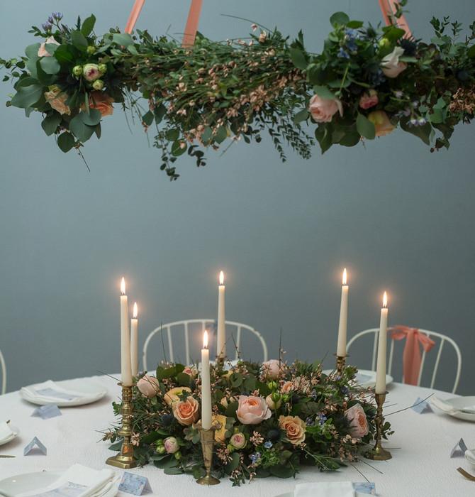 "Wedding Flower Workshop Day 4 ""Romantic Wedding"""
