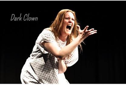 'Dark Clown' performance