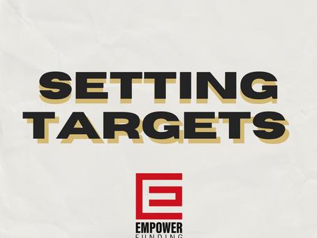 Setting Targets - Gal Ezra