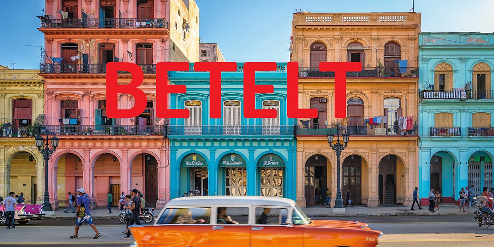 KUBA! - 2019. március 23. 17 óra