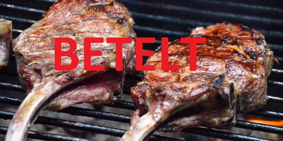 TOMAHAWK steak - 2019. február 26. 18 óra