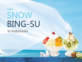 인도네시아 빙수 사업계획서