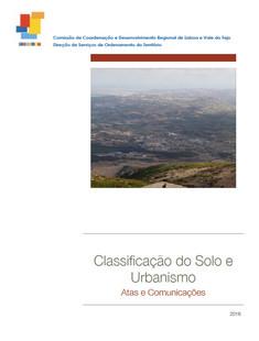 Classificação do Solo e Urbanismo
