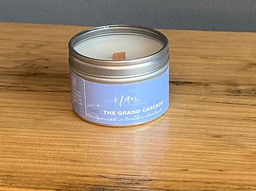Mini Candle Tin - The Grand Cascade