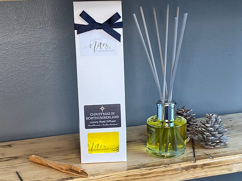 Reed Diffuser - Christmas in Northumberland