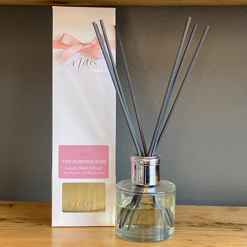 Reed Diffuser - The Alnwick Rose