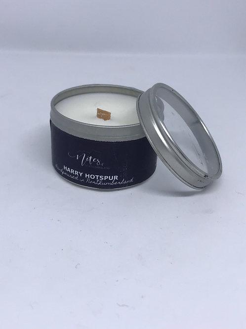 Mini Candle Tin - Harry Hotspur