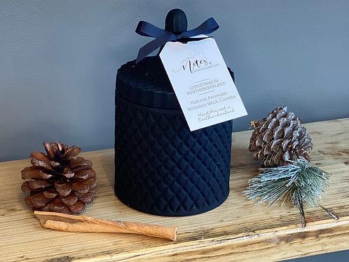 Christmas in Northumberland Luxury Candle