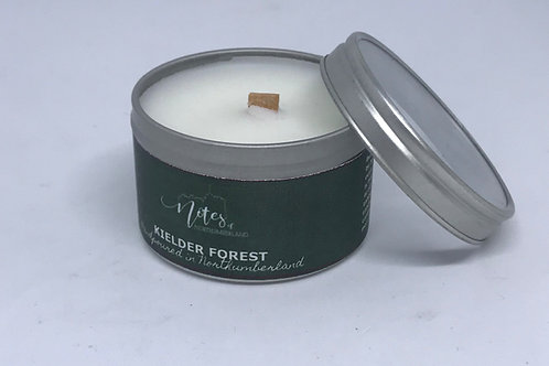 Mini Candle Tin - Kielder Forest