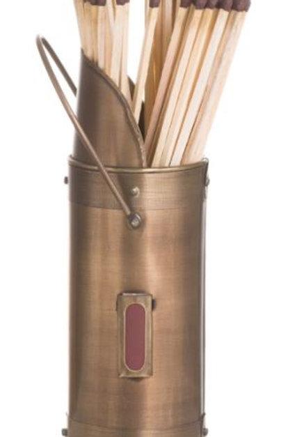 Match Coal Bucket
