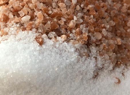 More than just a Bath Salt....