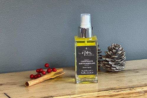 Room Spray - Christmas in Northumberland