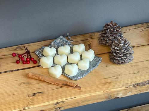 Mini Wax Melts - Christmas in Northumberland