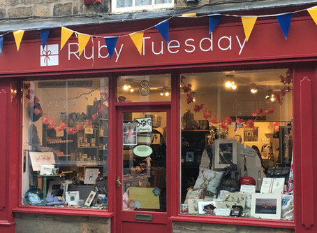 Meet the Stockist - Ruby Tuesday