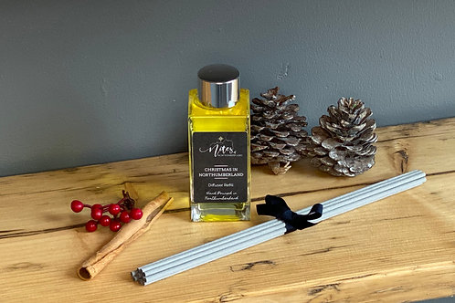 Diffuser Refill - Christmas in Northumberland