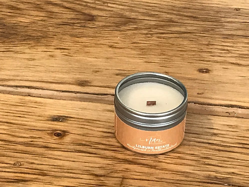 Mini Candle Tin - Lilburn Estate