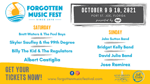 The Forgotten Music Festival: Bringing The Beat to Gulf County, Florida