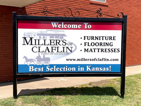 Miller's of Claflin: A Cool and Colorful Past