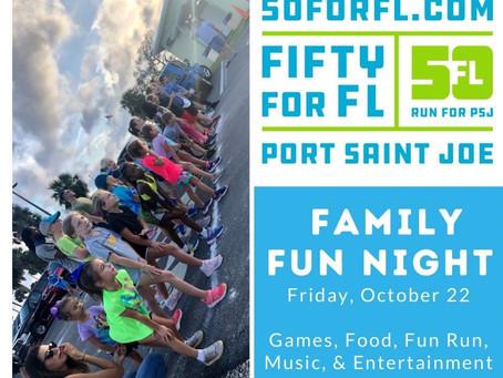 Fifty for Florida: A Faithraiser Event