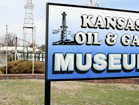 The Kansas Oil and Gas Museum: Preserving and Sharing Economic History