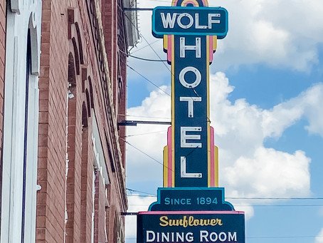 the Wolf Hotel and Underground Tunnels