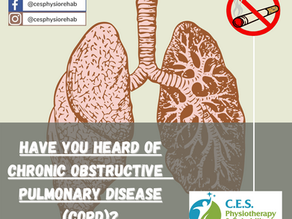 Have You Heard of Chronic Obstructive Pulmonary Disease (COPD)?