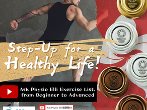 Step-Up for a Healthy Life!