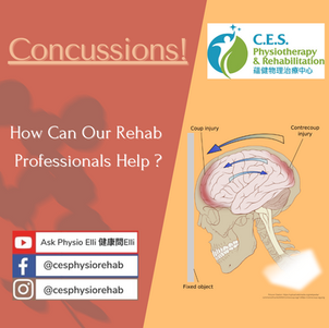 You Had a Concussion? How Can We Help?