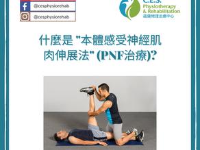 什麼是PNF伸展治療?