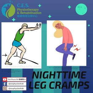 Nighttime Leg Cramps