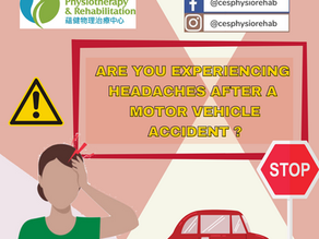 Experiencing Headaches After a Motor Vehicle Accident?