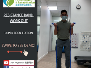Don't Forget Your Resistance Band!