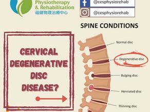 Cervical Degenerative Disc Disease: What Is It?