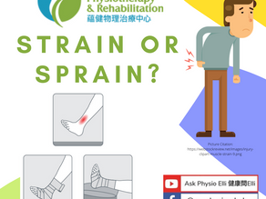 Strain or Sprain