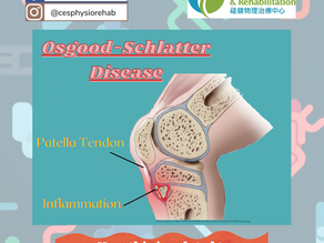 Osgood-Schlatter Disease – Why Is It Important to Know?