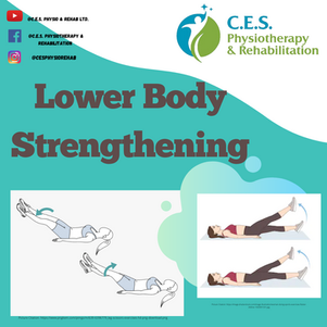 Lower Body Strengthening Exercise - Butterfly Kicks