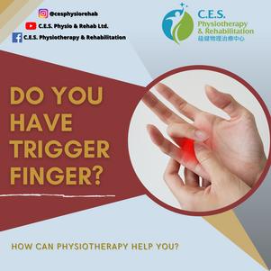 Do You Have Trigger Finger?