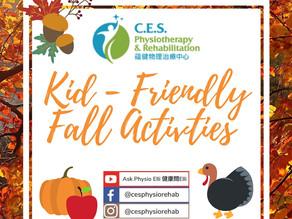 Kid-Friendly Fall Activities