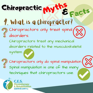 Chiropractic Myths & Facts – #1 What is a Chiropractor?
